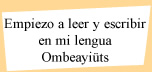 Ombeayiüts (Huave del Oeste). Asesor. MIBES 1
